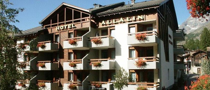 Hotel Allalin, Saas-Fee, Switzerland - Exterior.jpg